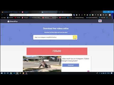 Review Source Code Aplikasi Downloader Videos dengan PHP