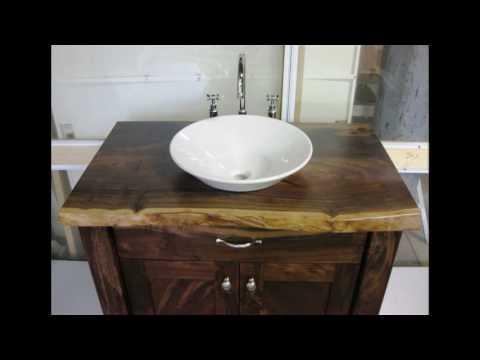 Bathroom furniture designer sink cabinets