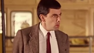 Mind The Baby Mr. Bean | Part 2/5 | Mr. Bean Official