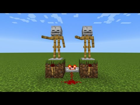 How To Make Armor Stands Dance In Minecraft (tutorial)