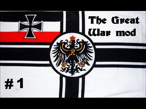 Ep1 German Empire The Great War mod Napoleon Total War