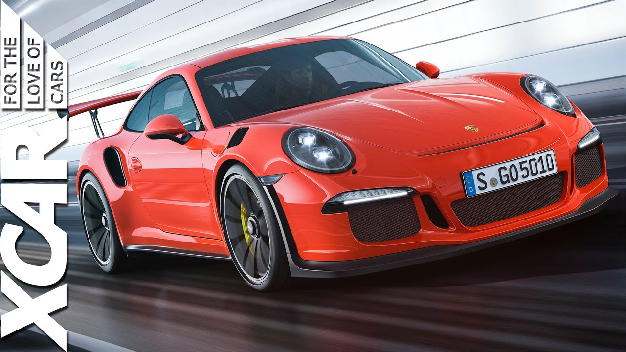 porsche 911 gt3 rs 991 the beast is back xcar youtube. Black Bedroom Furniture Sets. Home Design Ideas