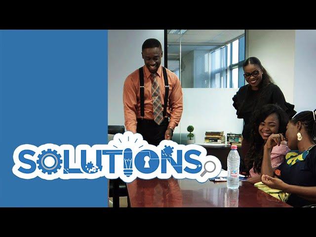 Solutions Promo - MAKING MONEY IN GHANA