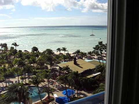 Hilton formerly Radisson Aruba Tower Plaza Club Suite