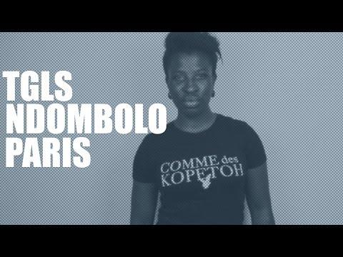 TGLS N'DOMBOLO - PARIS