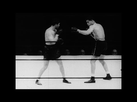 Heavyweight Boxing Contest:  Joe Louis vs Max Schmeling : [incomplete] (1936)