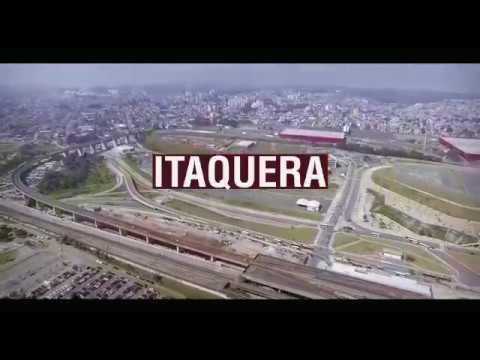 Fase Final Expansão Shopping Metrô Itaquera
