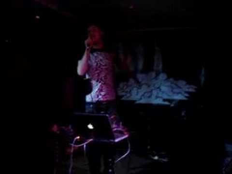 Sportsday Megaphone - LA Live at Bardens Boudoir 30/01/08