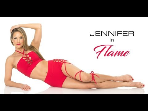 HARDEST AT HOME WORKOUT with Master Trainer Jennifer Nicole Lee