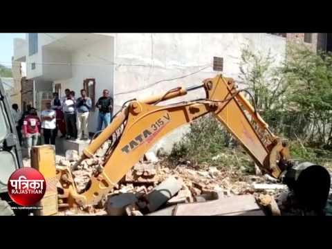 bikaner: लाखों की सरकारी जमीन कब्जा मुक्त