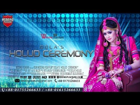 Dola's Holud trailer By Wedding Pleasure