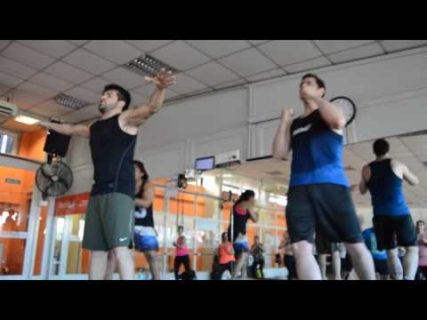 Move your Body FT  AEROBOX  Cardio Intenso / AERCOMBAT / MMF