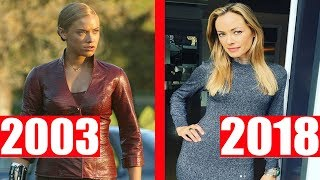 Terminator 3 (2003) Cast: Then and Now 2018