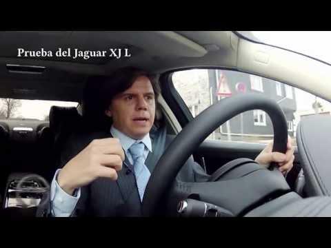 Car News Tv #8 HD Probamos el Jaguar XJL en un castillo medieval