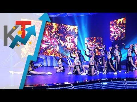 Angel Fire, nagpakitang-gilas sa kanilang fiery belly dancing performance | Your Moment