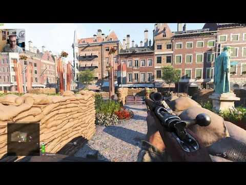 Battlefield V Cooperativo Limpieza en el Mercado de Rotterdam thumbnail