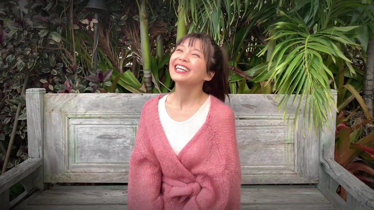 宇野実彩子(AAA)ASPLUSH TVCM コメント contribution mint【あふれる笑顔】篇