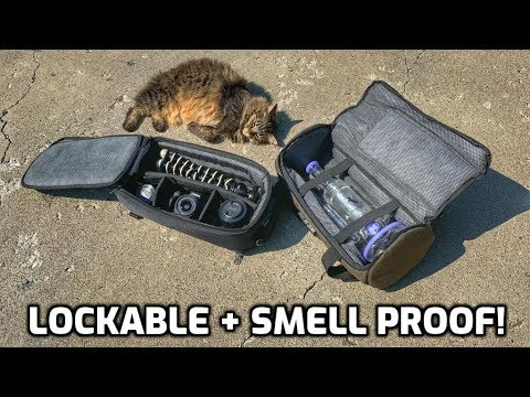 Keep your LOUD quiet With These Smell Proof Bags! - @skunkbags