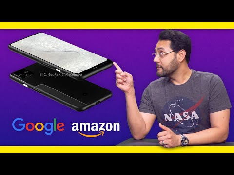 Google Pixel 4 Design Leaks & Sneak Peek Features