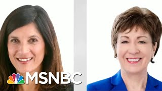 Dem Challengers Show Gains In Senate Race Polling | Morning Joe | MSNBC