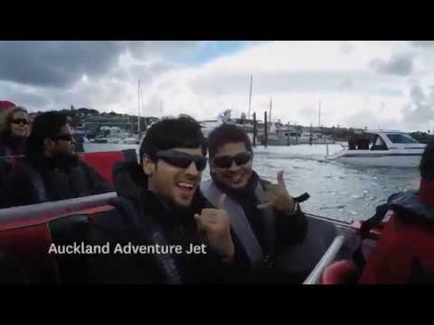 Bollywood Star Sidharth Malhotra Trip and Experience the Beauty of New Zealand