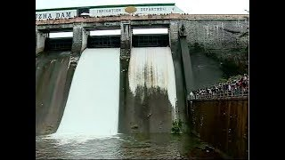 Malampuzha dam shutters opened after 4 years