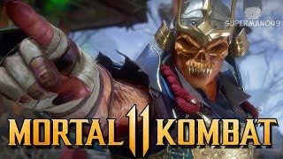 "I Got The BEST Shao Kahn Brutality! - Mortal Kombat 11: ""Shao Kahn"" Gameplay"