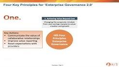 4 Principles of Governance 2.0