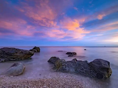 Paesaggi marini youtube for Immagini coralli marini