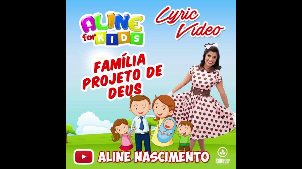 Família Projeto De Deus: ALINE NASCIMENTO FAMÍLIA PROJETO DE DEUS (PLAY BACK)