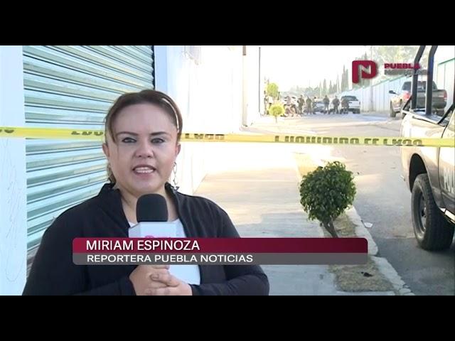 #PueblaNoticias Evacuan a familias por fuga de gas