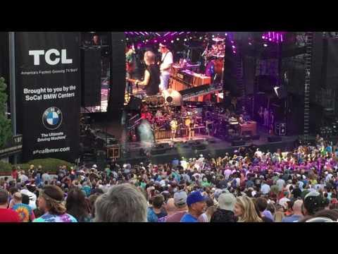 Dead & Co. – Bertha Jam – Irvine Meadows Amp – 2016