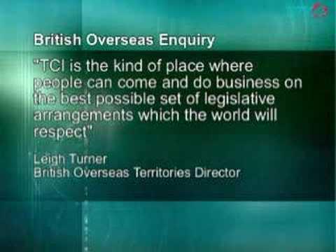 British Overseas Territory Inquiry Update