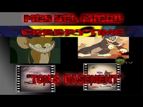 el episodio perdido de tom y jerry tom 39 s basement youtube