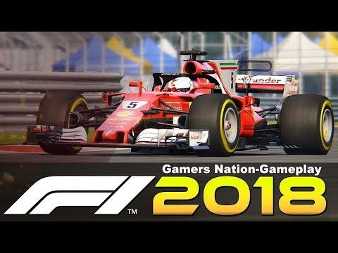 F1 2018 Rolex Australian Grand Prix | Gameplay | Gamers Nation