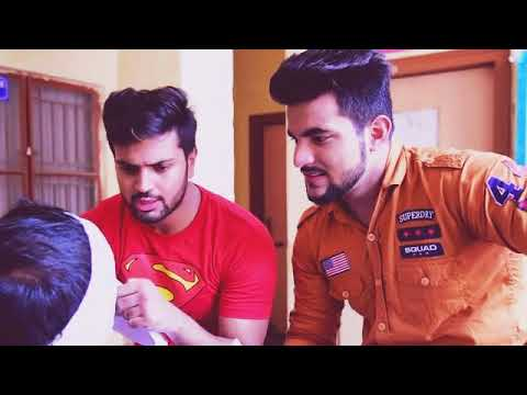 AMIT BHADANA_NEW COMEDY VEDIO OF DIFFERENT TYPES OF STUDENT
