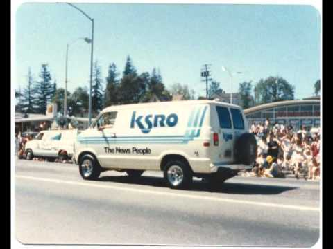 KSRO 1350 in the Early 1980s