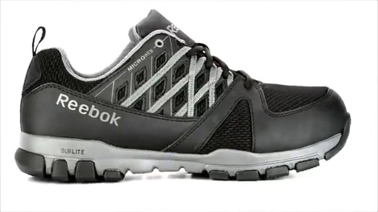c1159a54743 Men s Reebok Steel Toe Athletic Work Shoe RB4016   Steel-Toe-Shoes ...