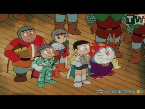 Doraemon The Movie Nobita's 3 Visionary Swordsmen thumbnail
