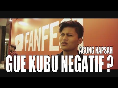 Agung Hapsah Youtubers Kubu Positif atau Negatif ???