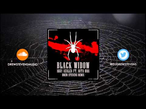 Iggy Azalea Ft. Rita Ora - Black Widow (Drew Stevens Remix)