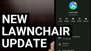 Lawnchair 12 Launcher Brings Material You Style UI to Android 8+, QuickSwitch Support & More screenshot 4