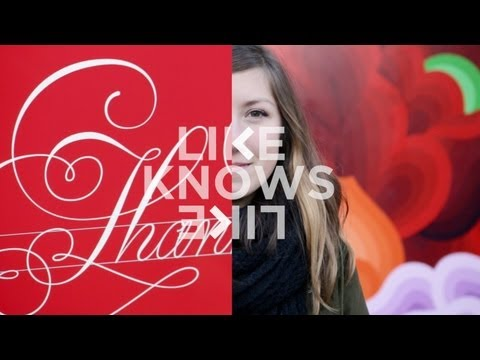 Jessica Hische - Like Knows Like