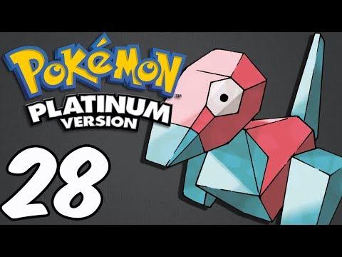 Pokemon Platinum (Blind) -28- Battling Our Hearts Out!