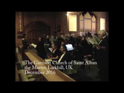 Schubert Mass in C - Sanctus
