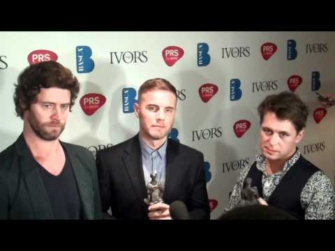 Take That | Ivor Novello Awards 2012 | Music News