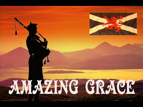 Amazing Grace ~ Royal Scots Dragoon Guards.