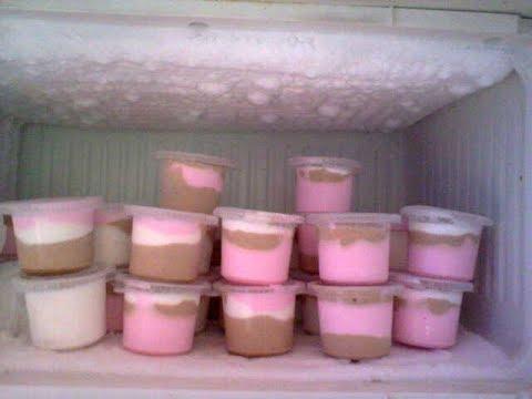 Resep Dan Cara Membuat Es Krim Rumahan