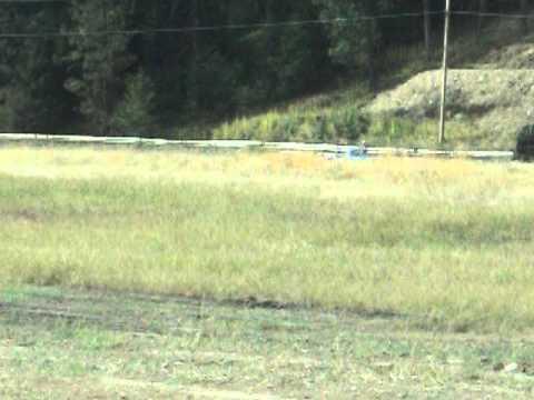Eagle Track Raceway Calvin Metcalf Racing Chris Robinson's Car Sept 9th 2012