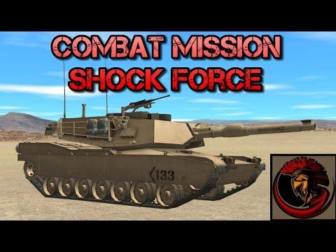 Combat Mission: Shock Force - Campaign Walkthrough: Part 1